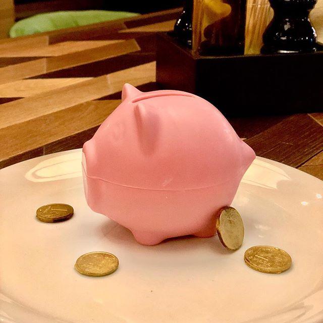 Шоколадная свинка-копилка