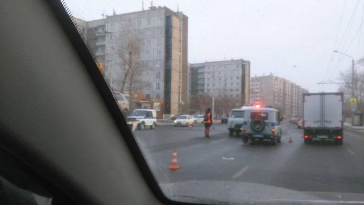 «Жалко водителя»: на Калинина 25-летний водитель сбил пешехода