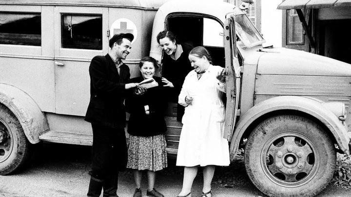 Как жили и любили полвека назад: советская семья в снимках фотографа-самоучки из Асбеста