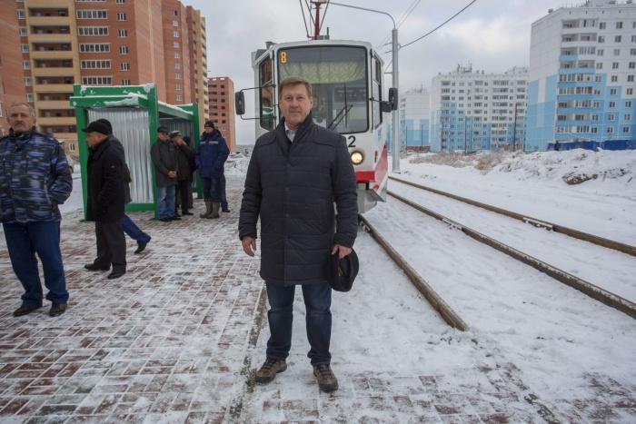 Мэр попросил у горожан помощи в поисках заснеженных улиц