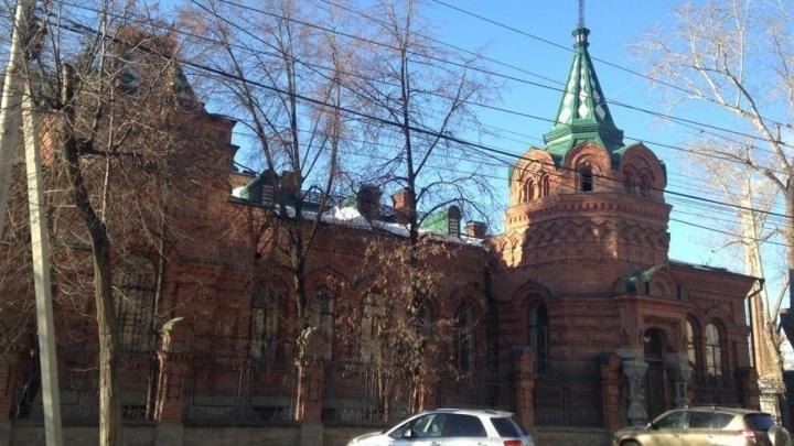 Из старинной усадьбы на Розы Люксембург сделают бутик-отель за 380 миллионов рублей