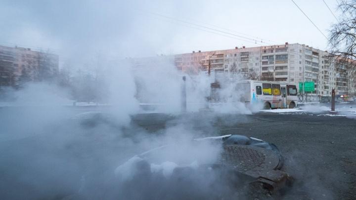 «Произошла крупная авария»: три сотни домов, школы и садики остались без тепла в Челябинске