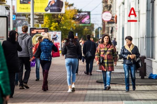 Статистика показала, что каждый шестой житель Новосибирской области живёт за чертой бедности