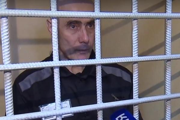 Адам Деккушев отбывает в колонии пожизненный срок