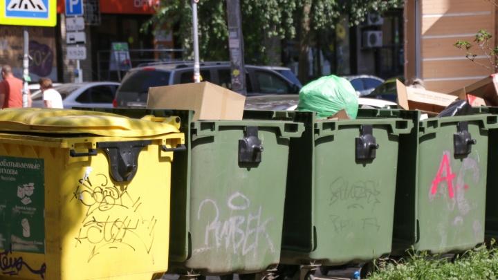 В Ростове установят 600 контейнеров для сбора пластика