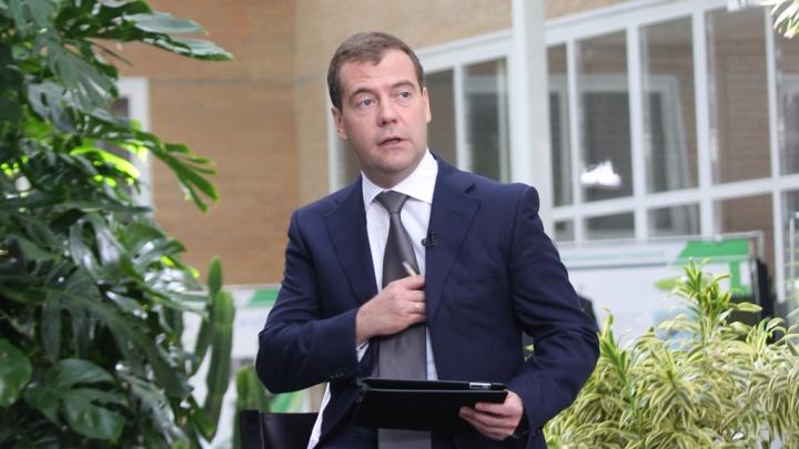 Министров целый кабинет: премьеру Медведеву утвердили новое Правительство РФ
