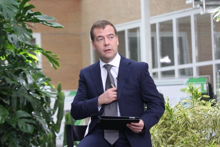 Владимир Путин утвердил кандидатуры, которые представил Дмитрий Медведев