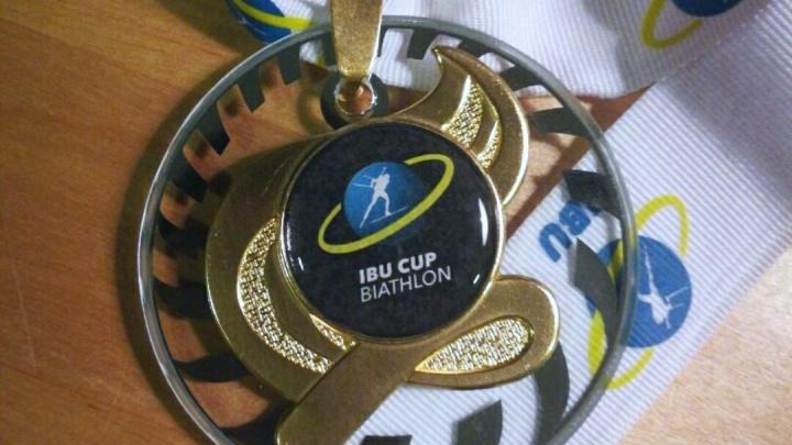 Уфимский биатлонист Антон Бабиков выиграл первую гонку Кубка IBU