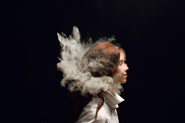 Снимок Smoke попал в номинацию «Движение»