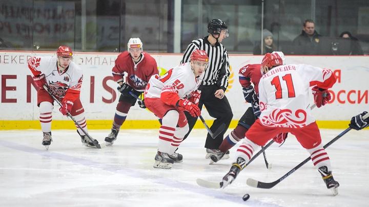 «Ростов» против «Алтая»: донские хоккеисты разгромили соперников