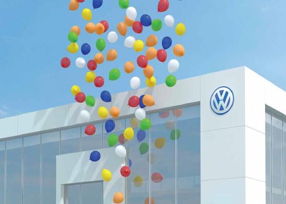 В южной части Екатеринбурга открылся новый дилерский центр Volkswagen