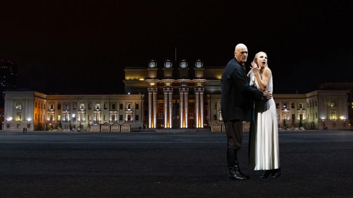 В Самаре в День города на площади Куйбышева выступят солисты оперы Большого театра