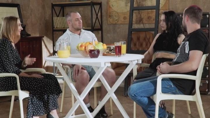 Дочь священника против бунтарки: тюменская семья снялась в новом выпуске шоу «Обмен женами»