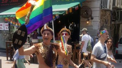 «Ну и жуть! Видела этих мужиков в париках?»: как журналист из России охраняла гей-парад в Тель-Авиве