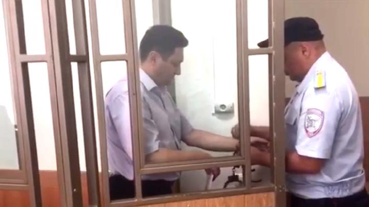 Первого замначальника СКЖД арестовали за взятку в 1,5 миллиона рублей