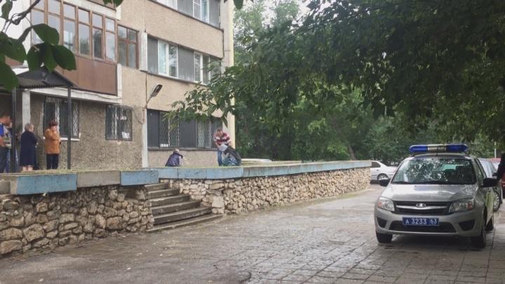 В Тольятти разбился промышленный альпинист