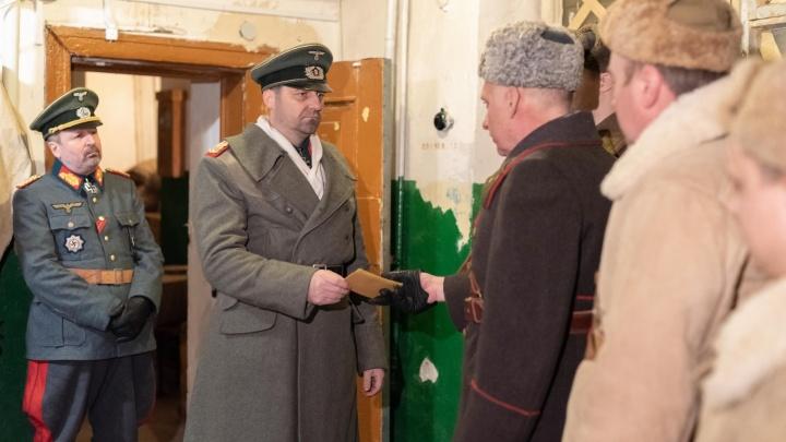 «Многие ничего не знают о войне»: в Волгограде шесть раз показали пленение фельдмаршала Паулюса