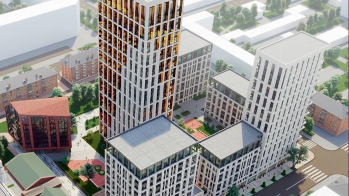 За «Главным проспектом» весной начнут строить огромный клубный дом по примеру «Тихвина»