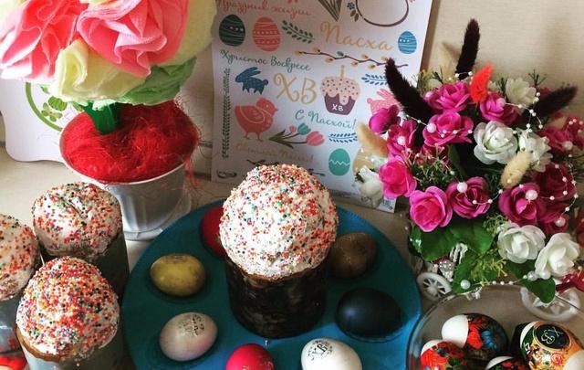 Фото: самые стильные яйца Уфы