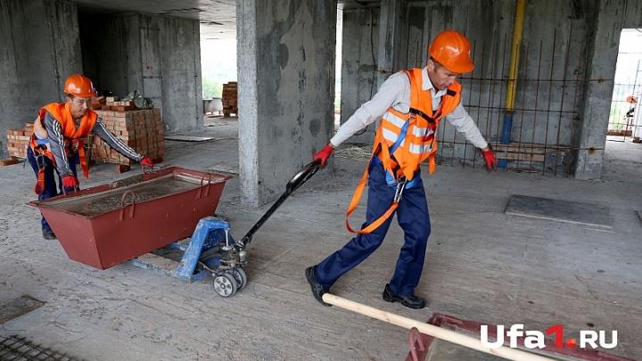 Китайцы планируют построить в Башкирии цементный завод