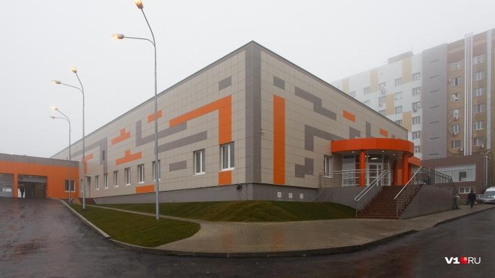 В Волгограде за 44,8 миллиона рублей продумают роддом при 25-й больнице