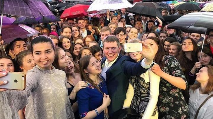 Губернатор Прикамья ответит на вопросы журналистов в Instagram