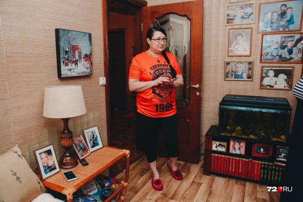 Ирина Поздосеева получила квартиру в 2012 году