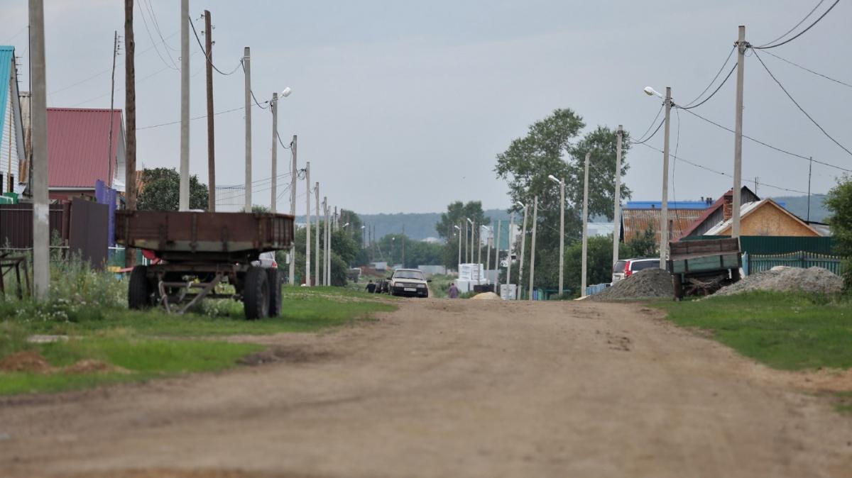 Нападение на фермеров произошло в небольшом посёлке под Магнитогорском