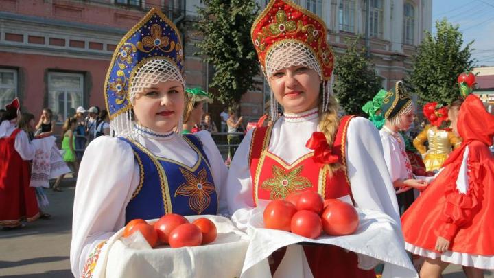 Томати-пати: стала известна программа фестиваля «Сызранский помидор»