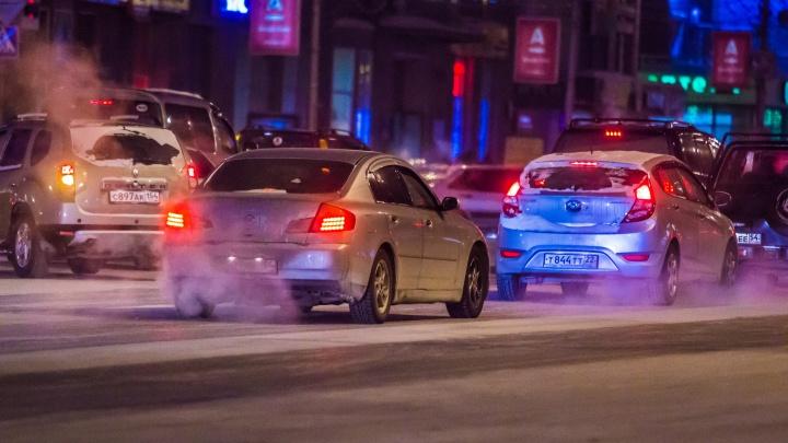 Самым популярным кроссовером в Новосибирске стала Honda CR-V