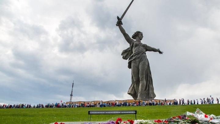 Волгоградские чиновники потратят на пиар своей подготовки к 75-летию Победы 20 млн рублей