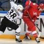 Не завёлся даже при Гудим: «Трактор» пропустил в Москве шесть шайб от «Спартака»