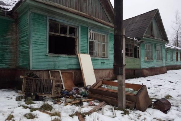 Пожар в доме на Республиканской произошел 30 ноября<br>