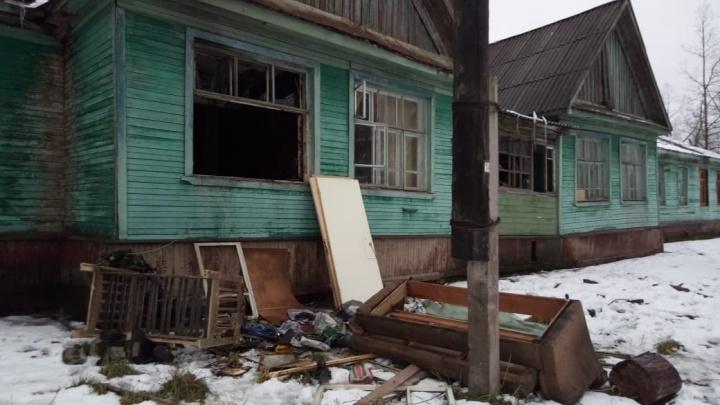 Раскрыто убийство девушки, которую нашли после пожара в доме Северодвинска