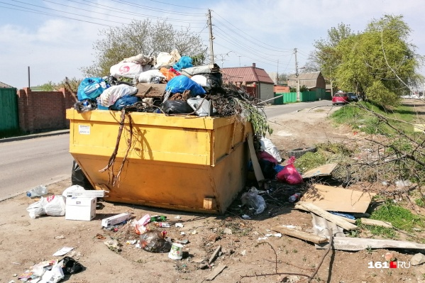 Жители Ростовской области недовольны уровнем чистоты в своих городах