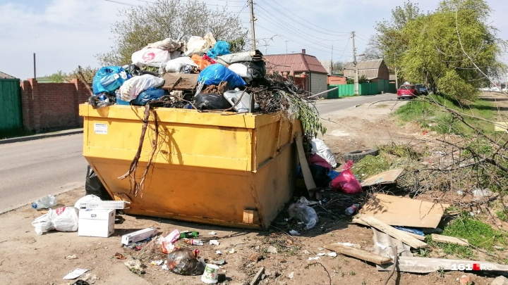 Три города Ростовской области вошли в антирейтинг самых грязных городов