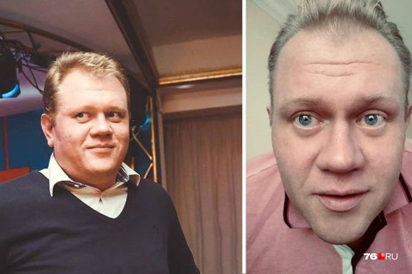Наш герой говорит, что похудеть за четыре месяца на 25 килограммов было совсем не сложно