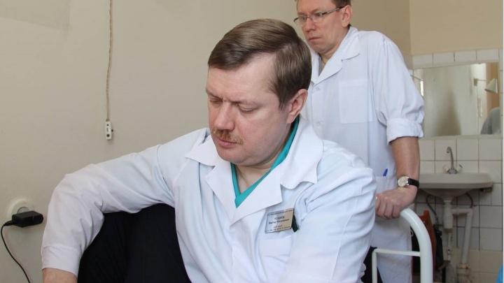 Архангельский хирург-изобретатель получил звание «Заслуженный врач РФ»