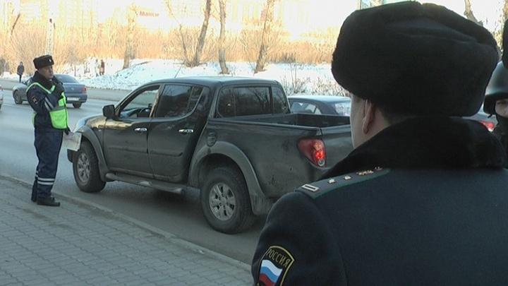 В Екатеринбурге установили камеру, которая вычисляет должников по номеру автомобиля