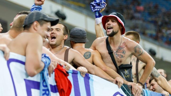 В день матча «Ротора» болельщиков заставят идти на «Волгоград Арену» пешком