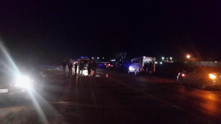 Водитель, который сбил насмерть двух девочек в Белоярском, попросил отпустить его под подписку