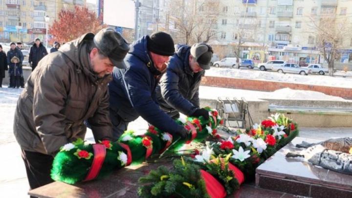 В Кургане почтили память воинов-интернационалистов