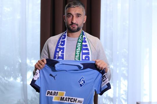 В 2018 году Александр Самедов был основным игроком сборной России