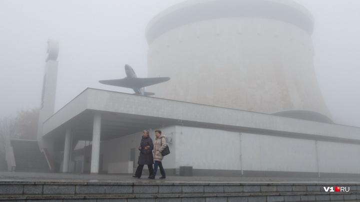 Туман и ноль градусов: синоптики обещают волгоградцам вторник без осадков