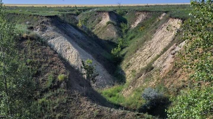 В Самарской области женщина упала в овраг глубиной 20 метров
