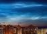 Смотрите, как красиво: ночью над Екатеринбургом появились серебристые облака