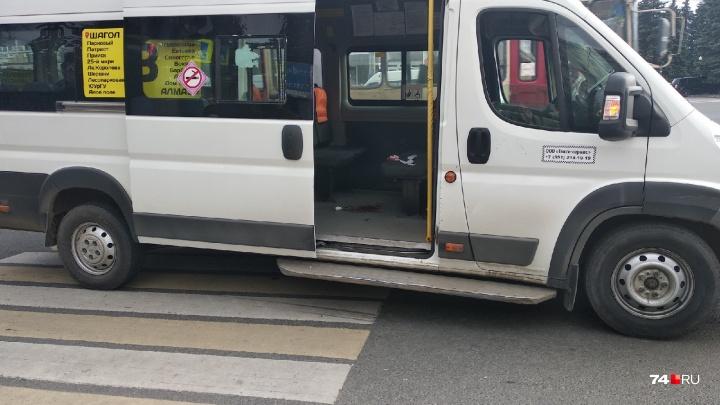 В горздраве рассказали о состоянии пассажира маршрутки, пострадавшего в ДТП в центре Челябинска