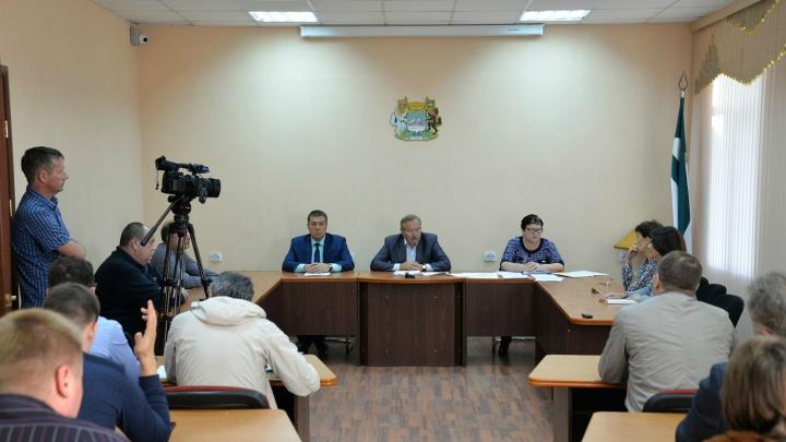 Избирком утвердил итоги выборов в Курганскую городскую думу