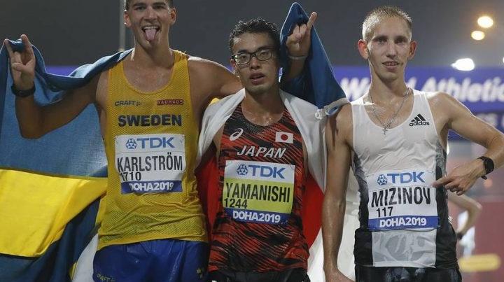 «Было очень жарко»:Василий Мизинов из Магнитогорска завоевал серебро на чемпионате мира в Катаре