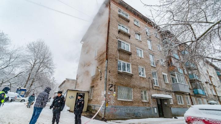 В Перми дисквалифицировали гендиректора УК «Профи-Дом», отвечающей за здание с отелем «Карамель»